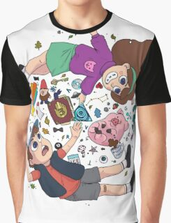 Mystery Kids (Color) Graphic T-Shirt