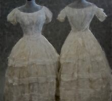 White Muslin by RobynLee