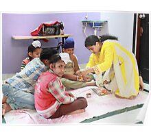 Raccy Festival Hyderabad Sikh Community  Poster