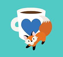 Caffeinated by kieutiepie