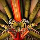 Palace Detail by Barbara  Brown
