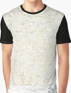 USGS TOPO Map Arkansas AR Mt Judea 260213 1933 62500 Graphic T-Shirt