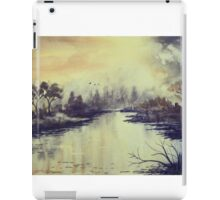 Dreamy Lake iPad Case/Skin