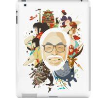 Miyazaki-san iPad Case/Skin