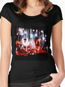 The Cure 2016 Women's Fitted Scoop T-Shirt
