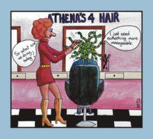 Athena's for Hair Kids Tee