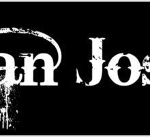 San Jose - Sticker Sticker