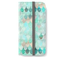 SUMMER MERMAID iPhone Wallet/Case/Skin