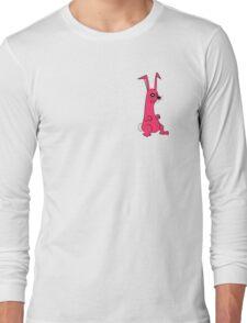 Pink Rabbit Long Sleeve T-Shirt