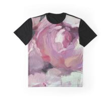 Pink Peonies Graphic T-Shirt