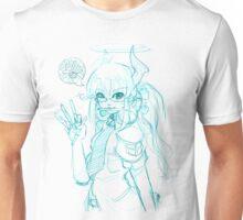 Megane Wacom Warrior Unisex T-Shirt