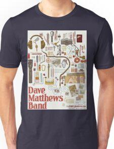 DMB Tour 2016, The Gorge Amphitheatre George WA Unisex T-Shirt