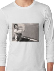 Robert Downey Jr.  // Less Than Zero Long Sleeve T-Shirt