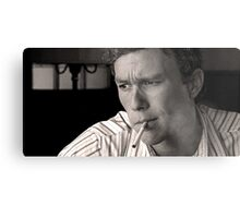Heath Ledger // Brokeback Mountain Metal Print