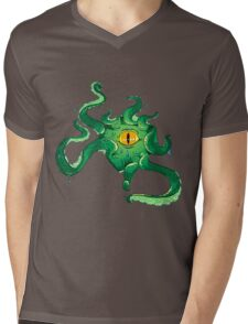 My friend from another dimension Mens V-Neck T-Shirt