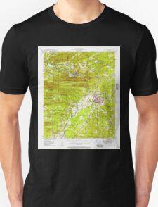 USGS TOPO Map Arkansas AR Malvern 260164 1948 62500 Unisex T-Shirt
