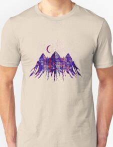 Looming in the dark Unisex T-Shirt