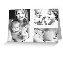 Madonna & Child Greeting Card