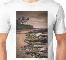 Rocky Spanish beach Unisex T-Shirt