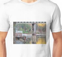 Jetty out of water Unisex T-Shirt