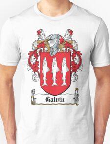 Galvin Coat of Arms (Irish) T-Shirt