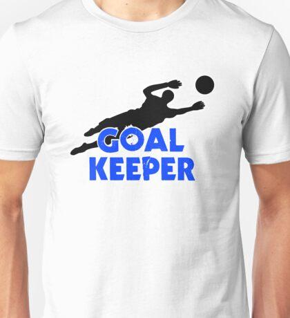 Goal Keeper Unisex T-Shirt