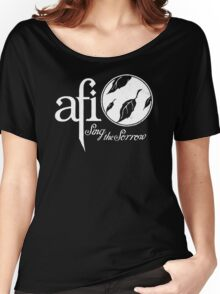 global_Afi Women's Relaxed Fit T-Shirt