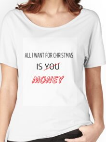 All I want for Christmas - Funny Women's Relaxed Fit T-Shirt