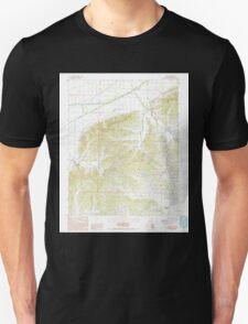 USGS TOPO Map Arkansas AR Lafe 258884 1984 24000 Unisex T-Shirt