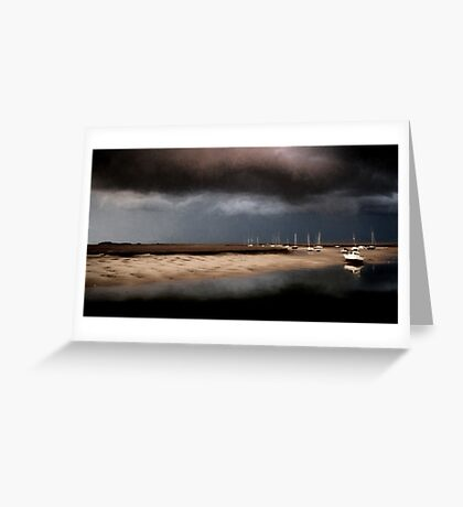 Wells By The Sea Greeting Card