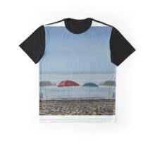 Seaside parasols Graphic T-Shirt