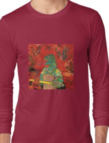 king gizzard and the lizard wizard  Long Sleeve T-Shirt