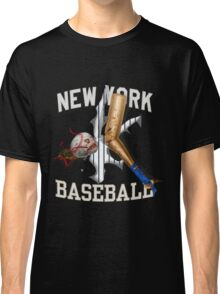 New York Baseball Alternate Colorway Classic T-Shirt
