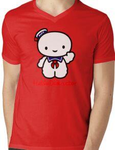 Hello Destructor Mens V-Neck T-Shirt