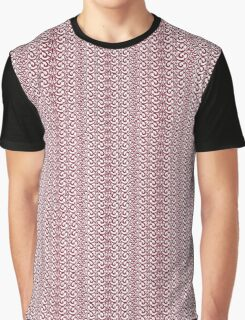 Ornate red Graphic T-Shirt