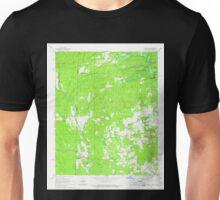 USGS TOPO Map Arkansas AR Chapel Hill 258179 1965 24000 Unisex T-Shirt