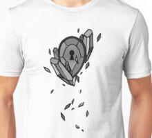 The Mint Crystal Locket Unisex T-Shirt