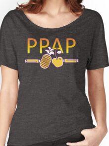 PPAP - Pen Pineapple Apple Pen Women's Relaxed Fit T-Shirt