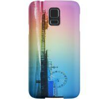 Santa Monica Pier Rainbow Colors Samsung Galaxy Case/Skin