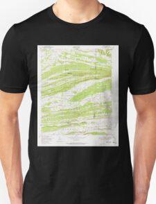 USGS TOPO Map Arkansas AR Barber 257926 1947 24000 Unisex T-Shirt