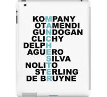 city 1 iPad Case/Skin