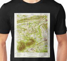 USGS TOPO Map Arkansas AR Greenwood 260079 1947 62500 Unisex T-Shirt