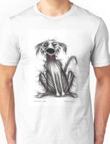 Grumpy dog Unisex T-Shirt
