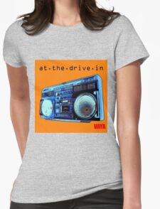 At the Drive In - Vaya Womens Fitted T-Shirt
