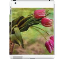 Tulipanes iPad Case/Skin