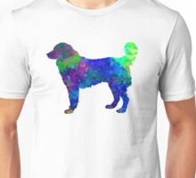 Southeastern European Shepherd in watercolor Unisex T-Shirt