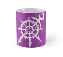 Mark of Chaos - Slaanesh (white) Mug