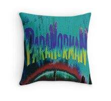 ParaNorman Throw Pillow