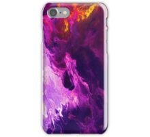 Purple Flame iPhone Case/Skin