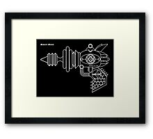 SMART GUNS: MODEL SG-W2205 Framed Print